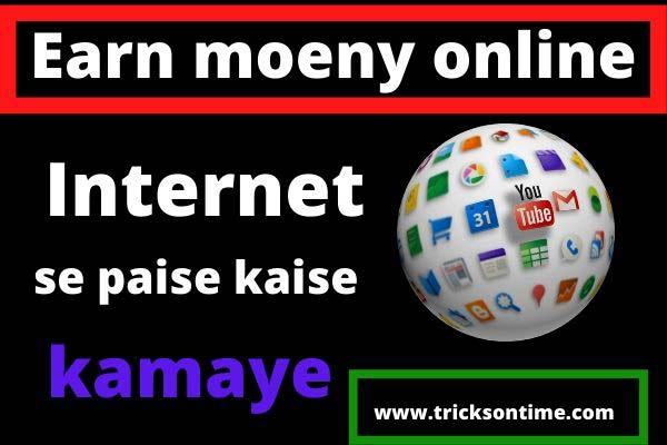how to earn moeny online
