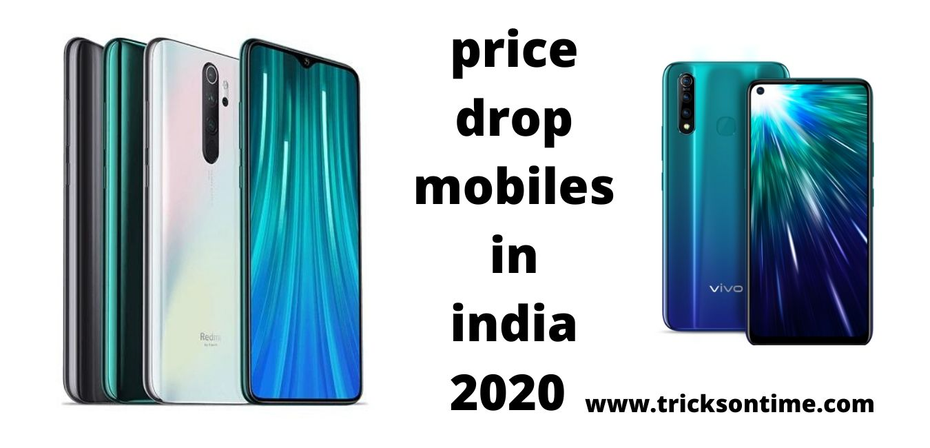 price drop mobiles